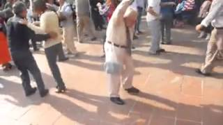 Never Stop Dancing - Old Man Yolo Dance