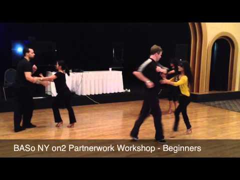 BASo NY On2 Partnerwork Workshop - Beginners