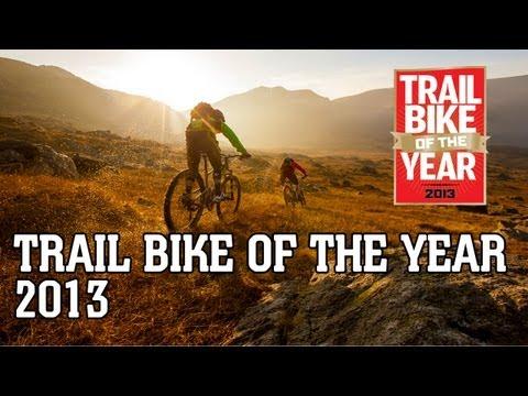 Trail Bike Of The Year 2013