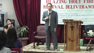 Demons And Spiritual Warfare Part 1, Pastor Yong Doo Kim @ HPC Revival March 25, 2012