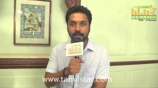 Chandran at Kayal Movie Team Interview