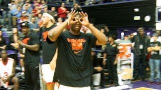 Wesley Matthews Lockout Highlights - Portland