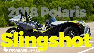 2. 2018 Polaris Slingshot SLR LE Review - and just a ton of fun!