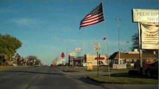 Coffeyville (KS) United States  city photos gallery : Veterans Day Flags Coffeyville Kansas USA