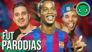 ♫ VAI EMBRAZANDO (nos Dibres) | Paródia de Futebol - MC Zaac part. MC Vigary