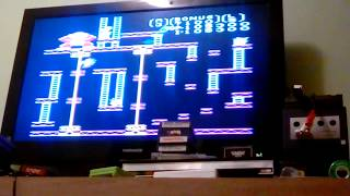 Donkey Kong: Standard (Atari 7800) by Pjsteele