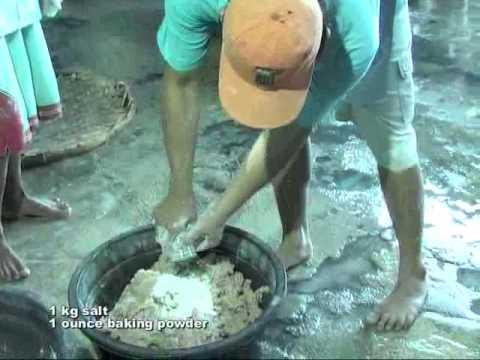 kerupuk ikan indramayu kerupuk kulit pisang proses pembuatan kerupuk ...