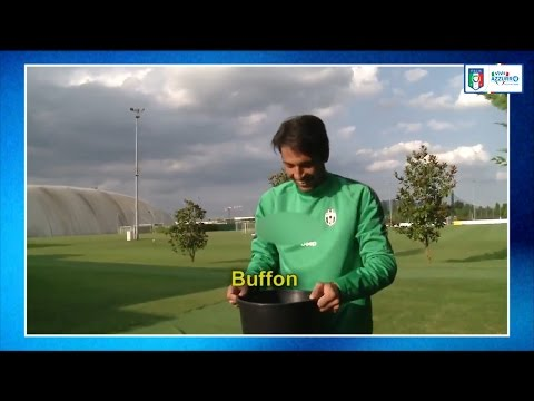 Best-of des Ice Bucket Challenge des azzurri