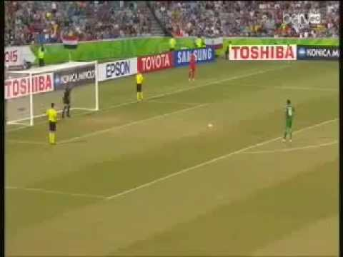 Two Panakena penalties on the same day at Asian Cup
