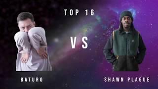 Baturo vs Shawn – INFINITE POPPING 2019 TOP 16