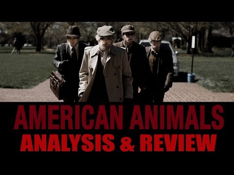 American Animals - Movie Review