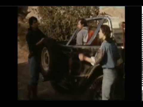 Filme - O Ninja do Deserto 1992 (Artes maciais)Completo Dublado