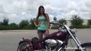 7. Used 2009 Harley Davidson Rocker C Softail Motorcycles for sale