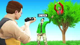 SNITCH On Your Friends To WIN! (GTA Hide And Seek)