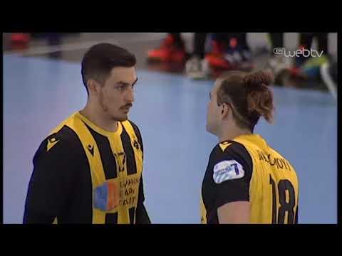 Handball Premier: ΑΕΚ – ΔΙΟΜΗΔΗΣ ΑΡΓΟΥΣ | 04/11/2019 | ΕΡΤ