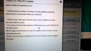 Обновление до версии 2.6.7