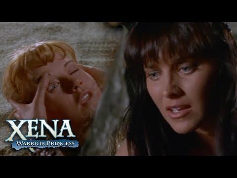 Gabrielle Is Poisoned   Xena: Warrior Princess