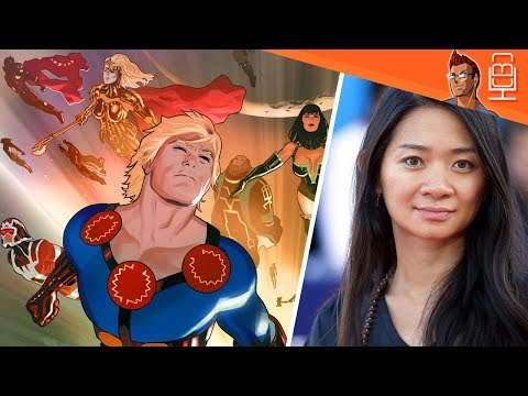 Marvels Eternals Gets Female Asian Director & More