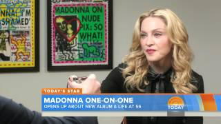 Madonna: My Kids Are 'Opinionated' About Rebel Heart | TODAY