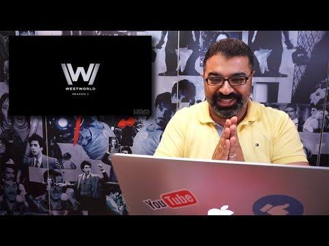 """مراجعة """"فيلم جامد"""" لإعلان الموسم الثاني من Westworld: موسيقى رائعة وعاطفية زائدة"""