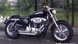 9. Used 2013 Harley Davidson Sportster 1200 Custom Motorcycles for sale