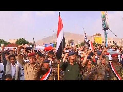 Υεμένη: Ογκώδης διαδήλωση των Χούτι