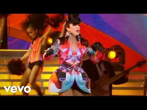 Ivete Sangalo - Qui Belê (Ao Vivo No Madison Square Garden)