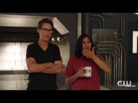 """The Flash 4x06 Sneak Peek """"When Harry met Harry"""" Season 4 Episode 6 Sneak Peek"""