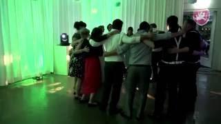 Hochzeit ♥ Heiraten in der alten Cigarettenfabrik in Zürich - Hochzeitsdj Dubi