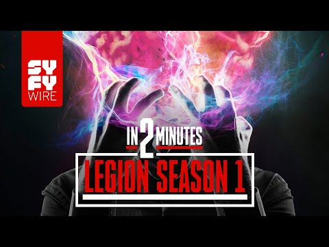 Legion (Season 1) In 2 Minutes | SYFY WIRE