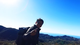 I Flew My DRONE Into A Mountain... IT SURVIVED!