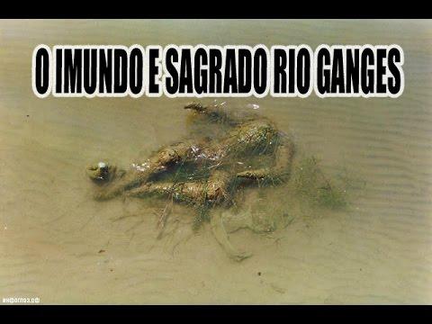 Imagens de dia dos pais - O IMUNDO E SAGRADO RIO GANGES - ÍNDIA [+18] [IMAGENS FORTES]