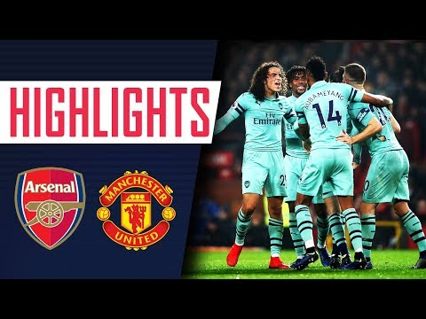 Manchester United 2 - 2 Arsenal | Goals And Highlights