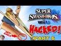 Model Swap MAYHEM! Smash for Wii U Hacked Part 6!!