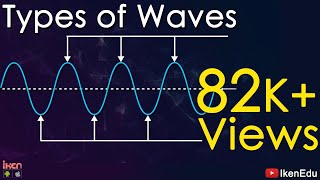 Download Lagu Mechanical Waves and Non- Mechanical Waves | Types of Waves - Iken Edu Mp3