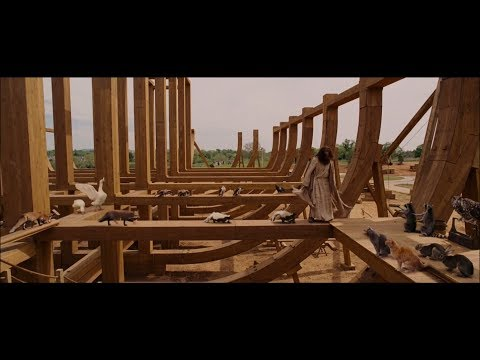 "Evan Almighty (2007) ""Building the Ark"""