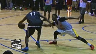 Nick Young Posterizes Defender Then Gets Crossed Up! Back To Back Sick Plays At Imperial Rec!
