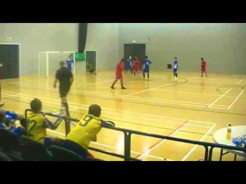 LIVERPOOL FUTSAL V SHEFFIELD