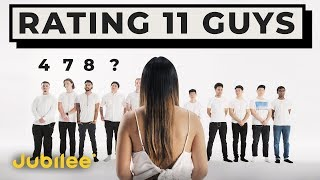 Video 11 vs 1: Rating Guys by Looks & Personality MP3, 3GP, MP4, WEBM, AVI, FLV Agustus 2019