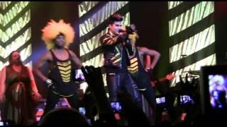 Download Lagu Adam Lambert Trespassing St.Petersburg 20/03/2013 Mp3