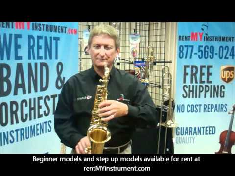 Beginning Band Instruments – Student Musical Instruments
