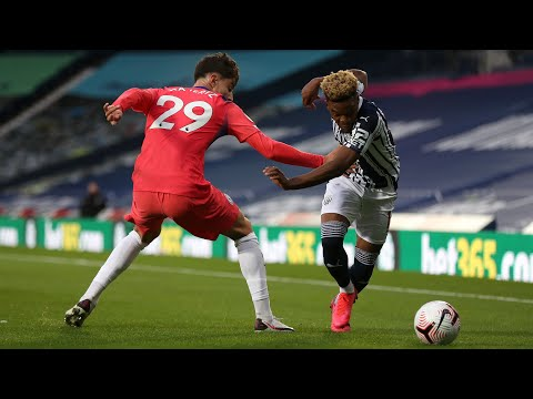 West Bromwich Albion v Chelsea highlights