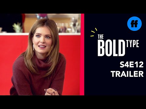 The Bold Type | Season 4, Episode 12 Trailer | Sutton Worries About Being A Working Mom