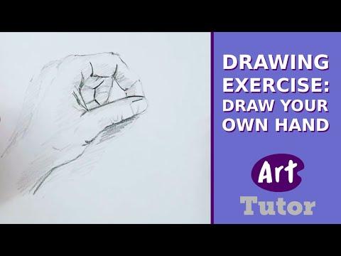 Tegn din egen hånd