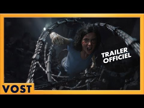 Alita : Battle Angel | Nouvelle Bande Annonce Officielle | VOST