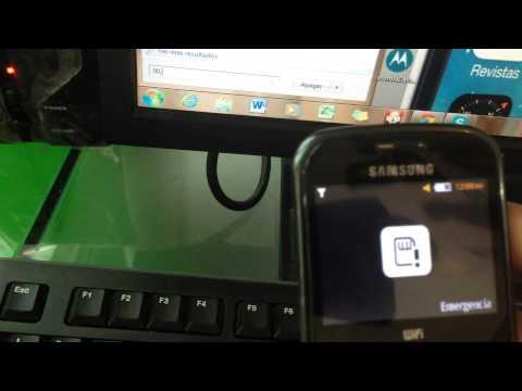 desbloqueo del codigo de seguridad samsung gt s3350 unfreeze samsung