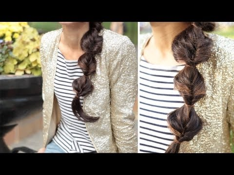 luxy hair - This hairstyle is super easy and fast to recreate. It's an ideal everyday hairstyle, perfect for any occasion. For this tutorial I have used: Luxy Hair Exten...