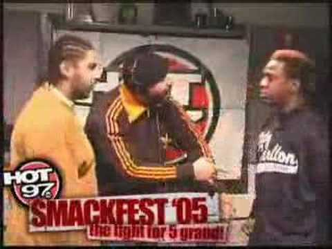Smack Fest (THROWBACK)