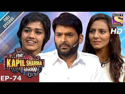 The Kapil Sharma Show - दी कपिल शर्मा शो-Ep-74-Phogat Sisters In Kapil's Show–15th Jan 2017