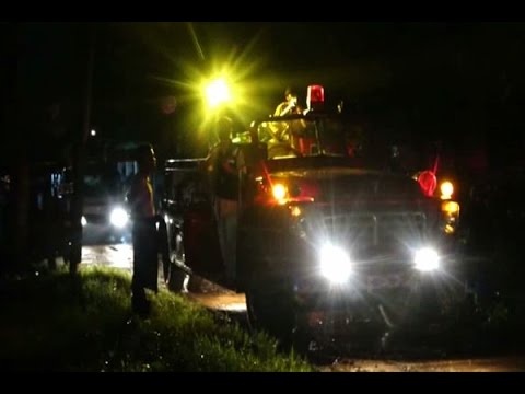 VIDEO: Round the clock relief efforts